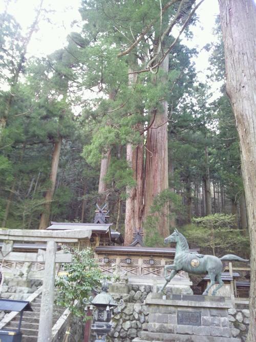 洞川(どろがわ)八幡神社